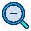 Magnifier Searching View Icon