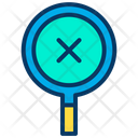 Zoom Out Design Tool Icon