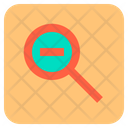 Zoom Search Tool Icon