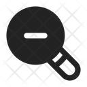 Zoom Out Magnifying Glass Icon
