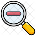 Zoom Out Magnifier Magnifying Glass Icon