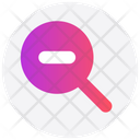 Interface Magnify Glass Search Icon