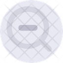 Zoom Out Zoom Magnifier Icon