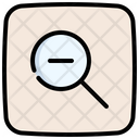Zoom Out Zoom Out Icon