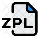 Zpl File Audio File Audio Format Icon