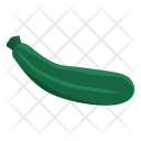 Zucchini Vegetable Food Icon