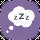 Sleeping Dreaming Comic Icon