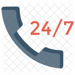 24 hour Services Icon
