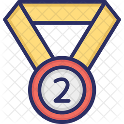 2nd Position Icon