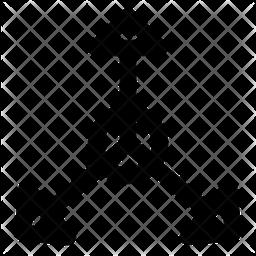 3 D Shape Line Icon