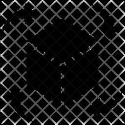 3d Block Icon