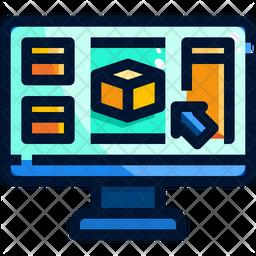 3d editor Icon