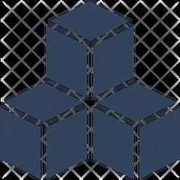 3d environment Icon