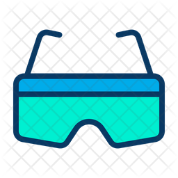 3d Glass Icon