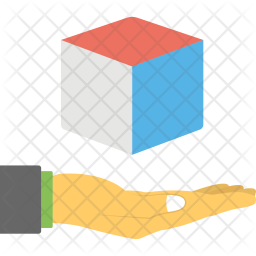 3D Technology Icon