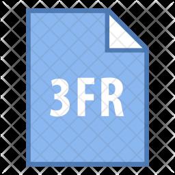 3Fr file Icon