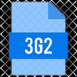 3g2 file Icon