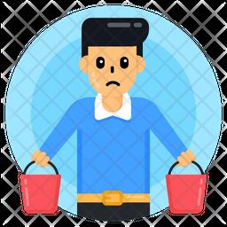 4Construction Child Labour Icon
