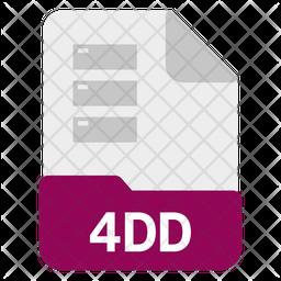 4dd file Icon