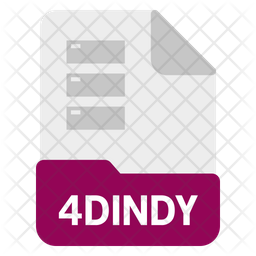 4dindy file Icon