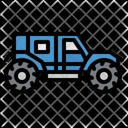 4x4 Icon