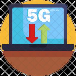 5G Data Icon