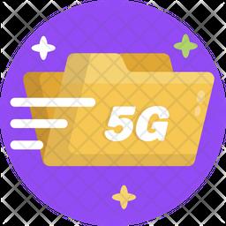 5G Folder Icon