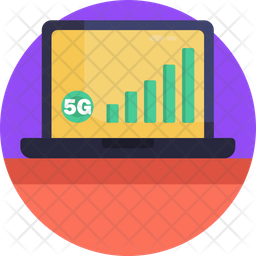5G Network Icon