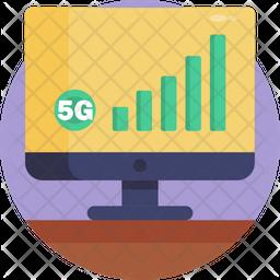 5G Network Icon