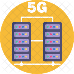 5G Server Icon