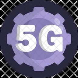 5G Settings Icon