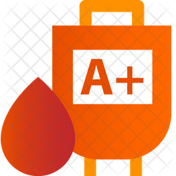A Blood Group Icon