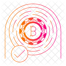 Aapproved bitcoin Icon