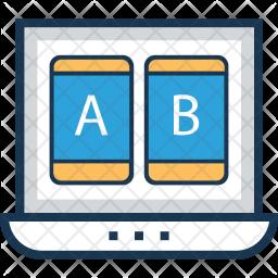 AB Testing Icon