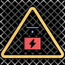 Abrasive Blasting Icon