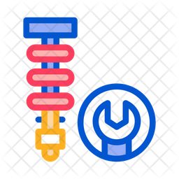Absorber Service Icon
