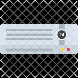 AC Flat Icon