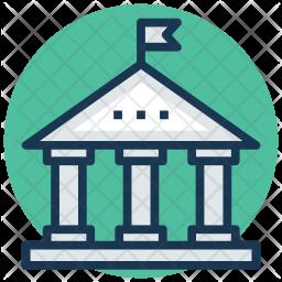Academic building Icon