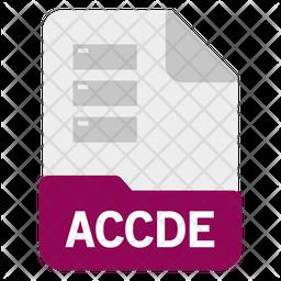 Accde file Icon