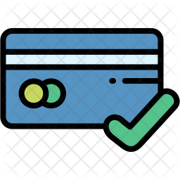 Accepted credit-card Icon