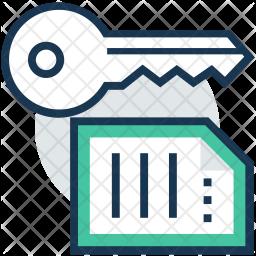 Access file Icon