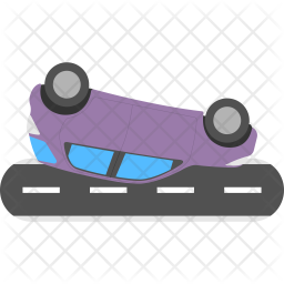 Accident Flat Icon