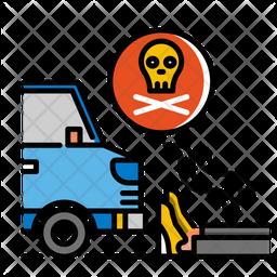Accidental death Icon