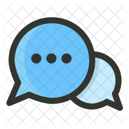 Account Colored Outline Icon