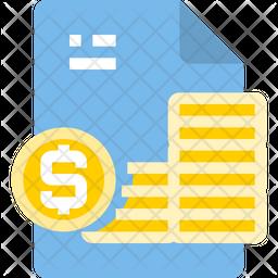 Accounts File Icon