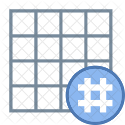Activity grid Icon
