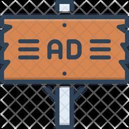 Ad-Plank Icon