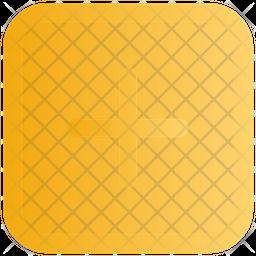 Add Gradient Icon