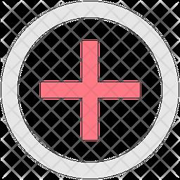 Add Line Icon