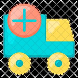 Add Car Icon